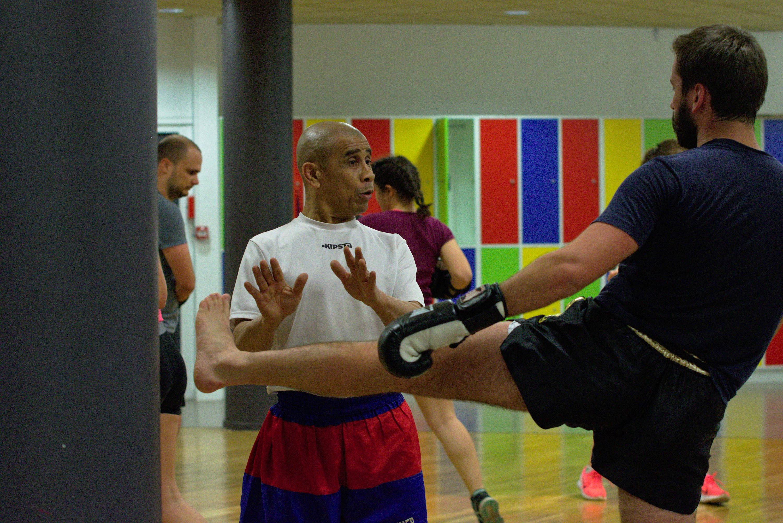 La passion de la boxe thai